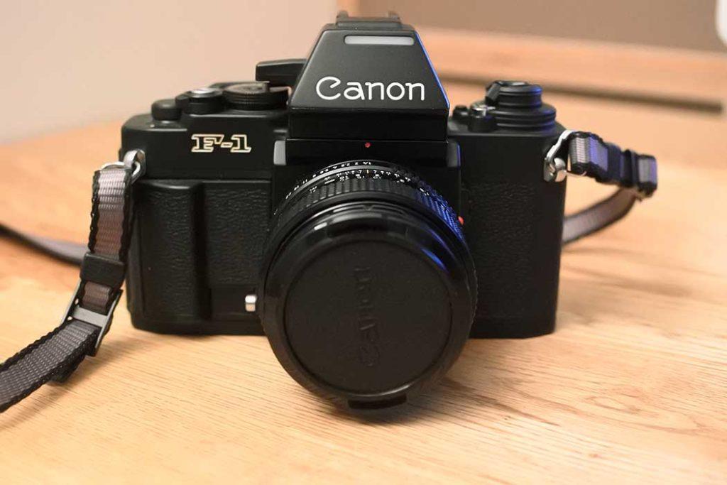 Canon New-F-1 画像1