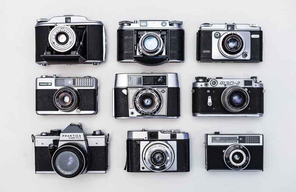 フィルムカメラ-イメージ画像1