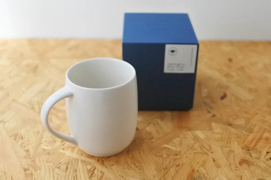 今村製陶 町屋 すすむ屋茶店マグカップ2
