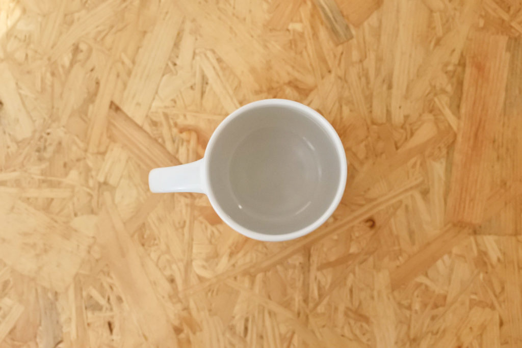今村製陶 町屋 すすむ屋茶店マグカップ4