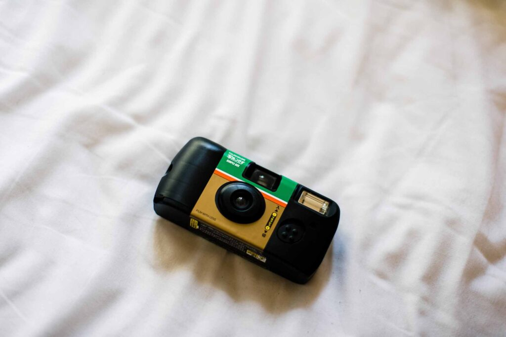 使い捨てカメラ